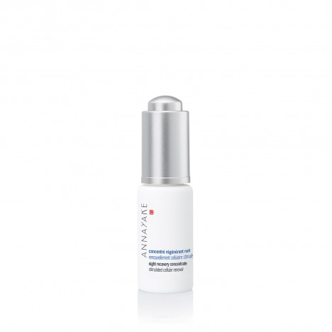 Night recovery concentrate stimulated cellular renewal